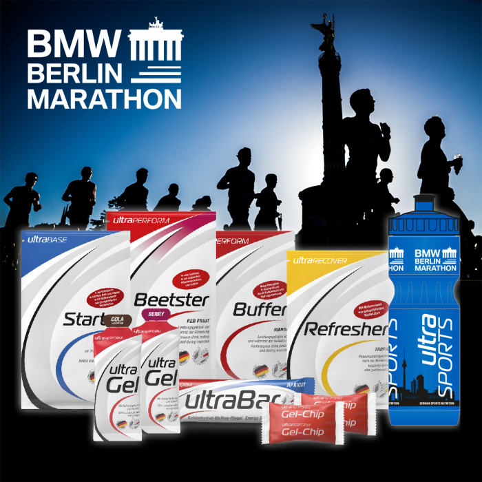 BMW BERLIN-MARATHON Test Box 2020